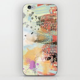 A tale of two cities 1 iPhone Skin