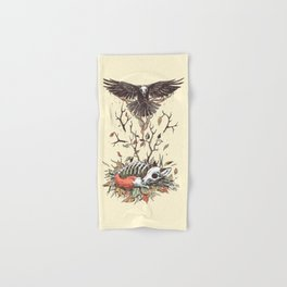 Eternal Sleep Hand & Bath Towel