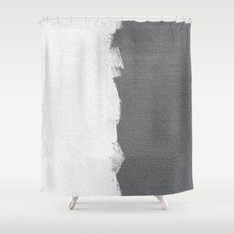 WALL TEXTURE Shower Curtain