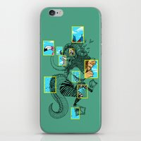 the national iPhone & iPod Skins featuring National Animalgraphics by Anwar Rafiee