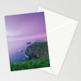 Island landscape Stationery Cards