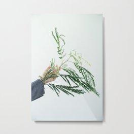 Interconnected III  Metal Print