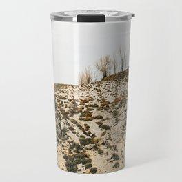 Arid landscape of Monachil, Spain - Travel photography Travel Mug