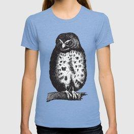 Fluffy owl T-shirt