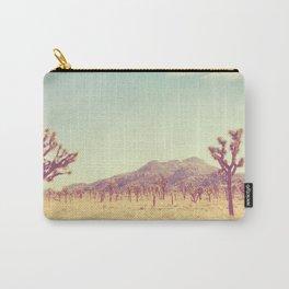Joshua Tree photograph, desert print, No. 189 Carry-All Pouch