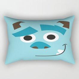 Monsters Inc. No. 4 Rectangular Pillow