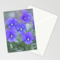 Pansy Love Stationery Cards