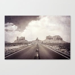 Road to the Giants Canvas Print