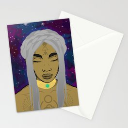 Astral Queen Stationery Cards
