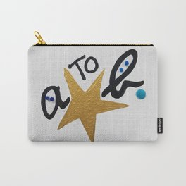 B FOR AGNES B - A STAR TO BE Carry-All Pouch