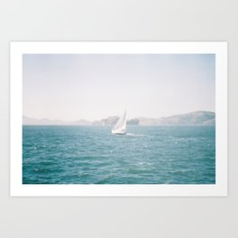 Bay Area Art Print