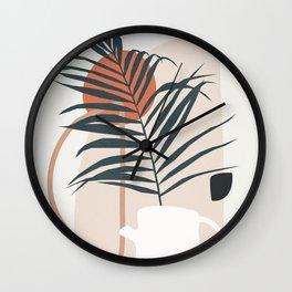 Still Life Art VIII Wall Clock
