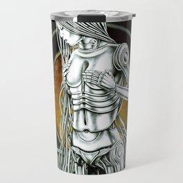"""Astrological Mechanism - Virgo"" Travel Mug"