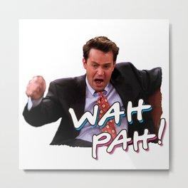 Wah Pah Metal Print