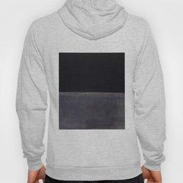 Untitled (Black on Grey) by Mark Rothko Hoody