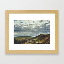 Mam Tor 1 Framed Art Print
