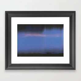 Untitled 20141105x (The Explorers) Framed Art Print