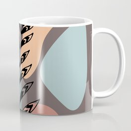 Abstract shapes 3 Coffee Mug