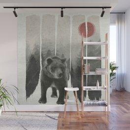 BearLand Wall Mural