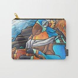 Kass- BOTW Carry-All Pouch