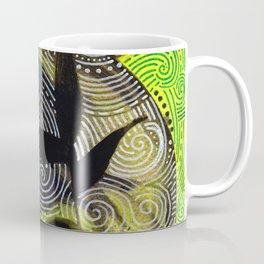 flow flower flow Coffee Mug