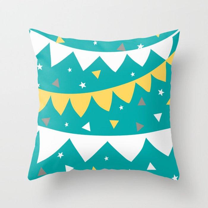SERIE PERSONALIZADA-FUN Throw Pillow