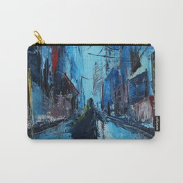 On The Street Carry-All Pouch