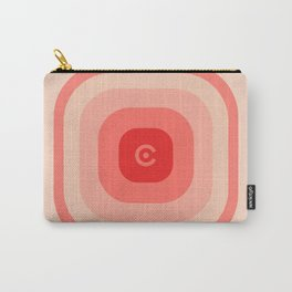 super coral Carry-All Pouch