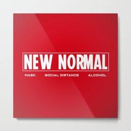 New Normal 2020 Metal Print