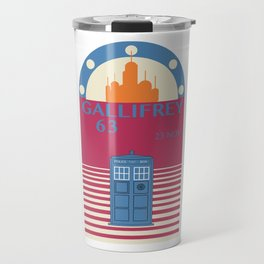 Gallifrey 1963 Travel Mug