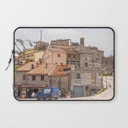 Italian mountain village Laptop Sleeve