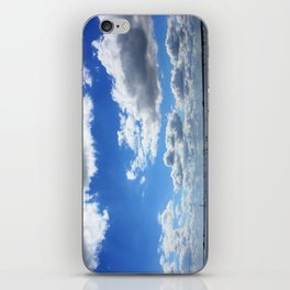 Beautiful Day on Sea iPhone Skin