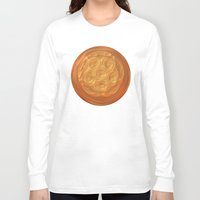 dune Long Sleeve T-shirts featuring Dune by Lyle Hatch