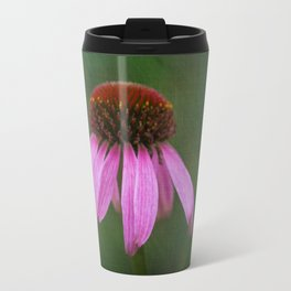 Purple Coneflower Travel Mug