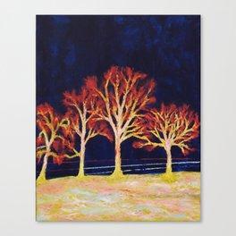 Pleasant Grove Canvas Print