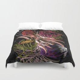Australian Native Flora Duvet Cover