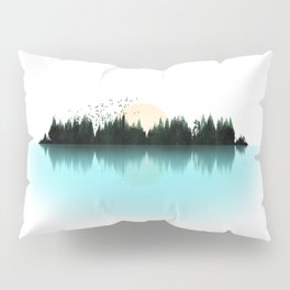 The Sounds of Nature Pillow Sham
