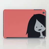 marceline iPad Cases featuring Marceline by gaps81