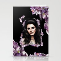 ultraviolence Stationery Cards featuring Ultraviolence by Denda Reloaded