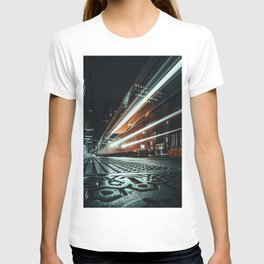 City Beams T-shirt