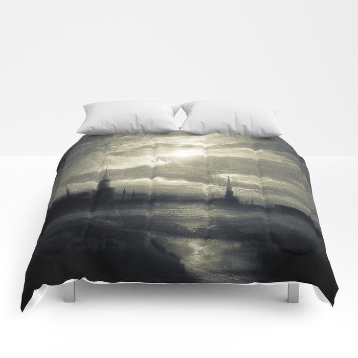 Chapter VII Comforters