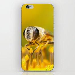 Pollen Feast iPhone Skin