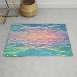 INSIDE THE CLOUDS Rug