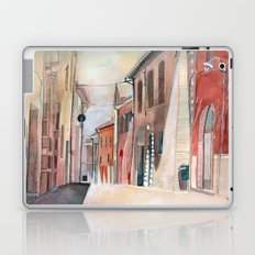 Italy, watercolor Laptop & iPad Skin