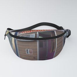 Old photo booth _ (photo machines) Fanny Pack