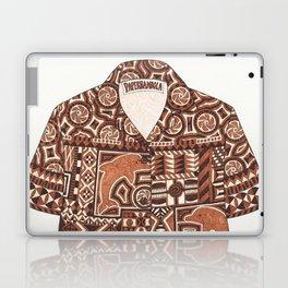 Tapa Shirt Laptop & iPad Skin