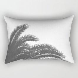 palm peek Rectangular Pillow