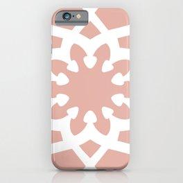 Geometric Arabic Pattern  iPhone Case