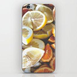 CITRUS! iPhone Skin