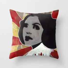 Rebel Scum Throw Pillow